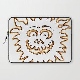 Sunburst jGibney The MUSEUM Society6 Gifts Laptop Sleeve