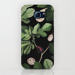Figs Black iPhone Case