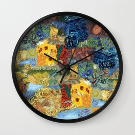 Vinny's World Wall Clock