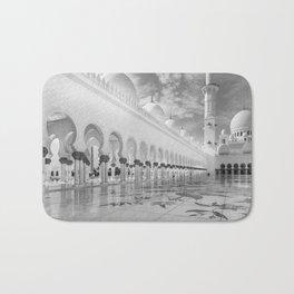 Abu Dhabi Mosque Bath Mat
