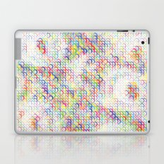 Candy Circles Pattern Laptop & iPad Skin