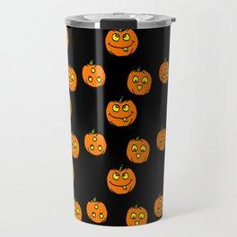 Silly Pumpkins Travel Mug