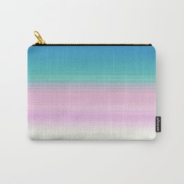 Miami Vice Pastel Ombre Carry-All Pouch
