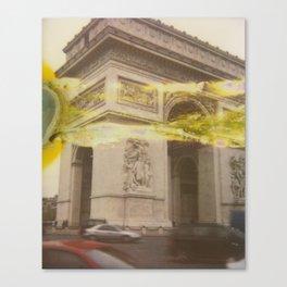 The Fault in Triumph Canvas Print