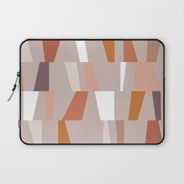 Neutral Geometric 03 Laptop Sleeve