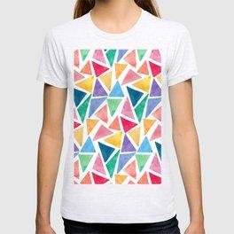 Watercolor Pattern T-shirt