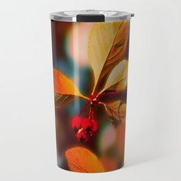 Autumn Berrys Travel Mug