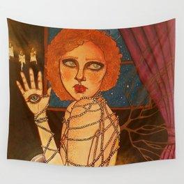 Seer Wall Tapestry