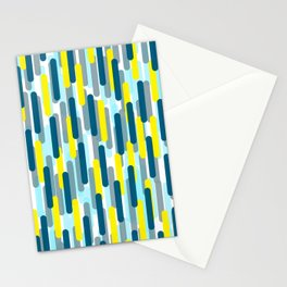 Fast Capsules Vertical Stationery Cards