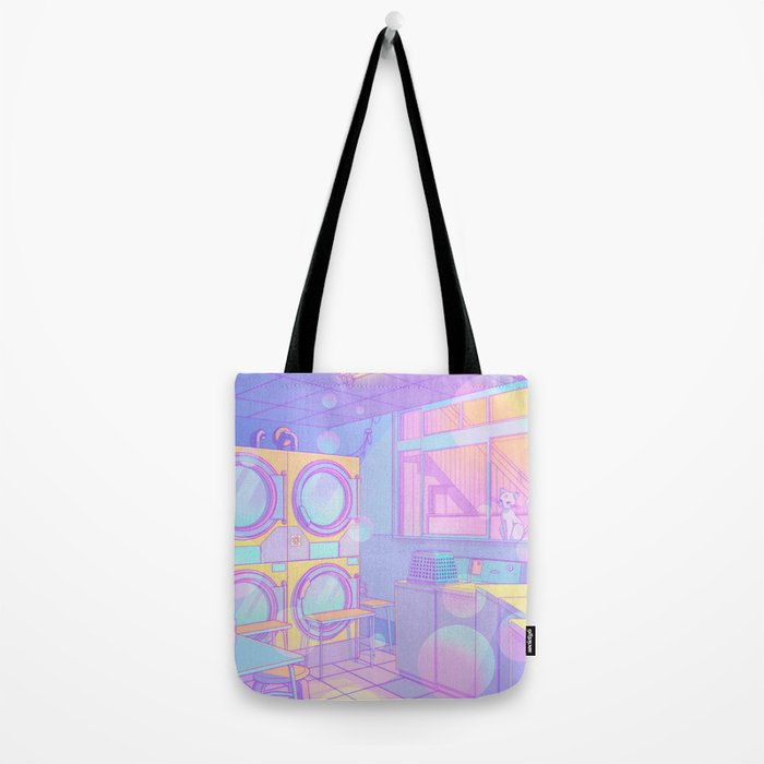 Yanaka Pop Wash Tote Bag