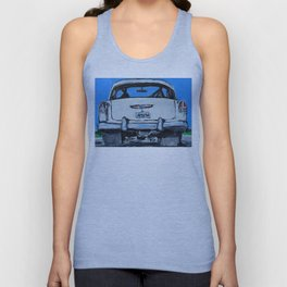 1955 Chevy Large Unisex Tank Top