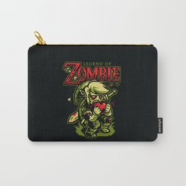 Legend of Zombie Carry-All Pouch