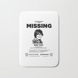 missing richie tozier Bath Mat