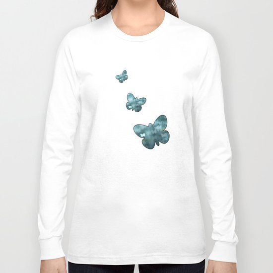 Flutter By Me Long Sleeve T-shirt