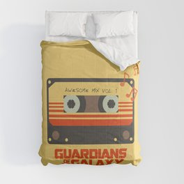 Awesome mix vol.1 Comforters