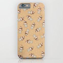 Cherry Sundaes Tan iPhone Case
