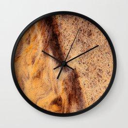 African Earth Wall Clock
