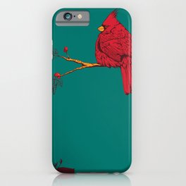 Cardinal Sin iPhone Case