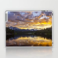Mile High Sunset Laptop & iPad Skin