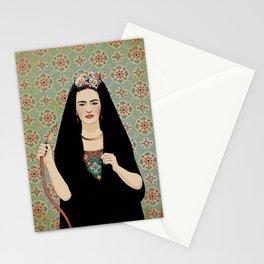 Frida & the Shisha Stationery Cards