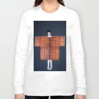 philosophy Long Sleeve T-shirts featuring Philosophy of a Geisha by Kristina Haritonova