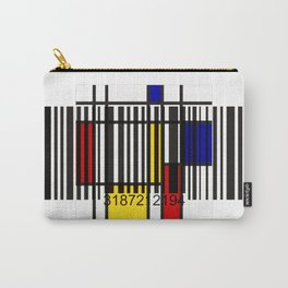Barcode 004 Carry-All Pouch