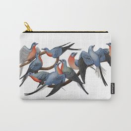 Passenger Pigeons Carry-All Pouch