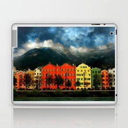 Innsbruck houses Laptop & iPad Skin