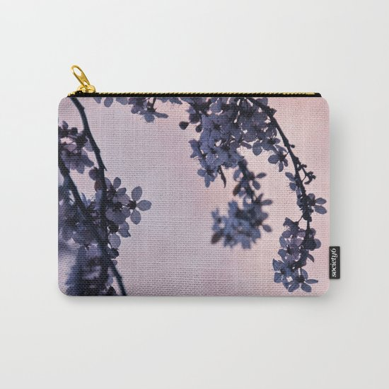 blossoms at dusk Carry-All Pouch