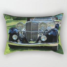 Duesenberg VII Rectangular Pillow