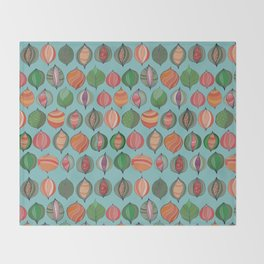 Melograno Throw Blanket