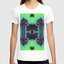 Hawaiian Neon Summer Nights T-shirt