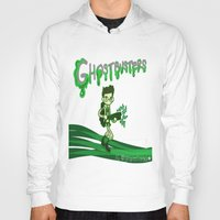 ghostbusters Hoodies featuring Ghostbusters by Glopesfirestar