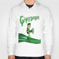 ghostbusters Hoodies featuring Ghostbusters by Glopesfirestar