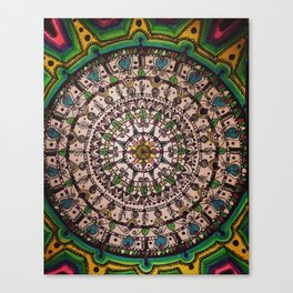 The Gifted Canvas Print