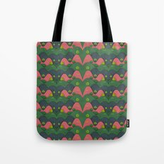 Hills are alive Tote Bag