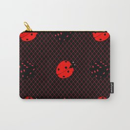 Luck be a Ladybug Tonight Carry-All Pouch