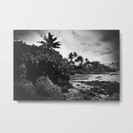 Aloha Maui Hawaii Metal Print