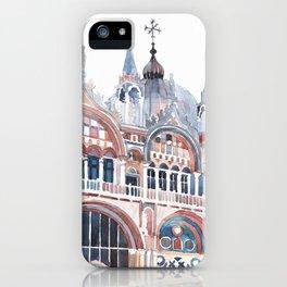 Basilica San Marco, Venezia iPhone Case