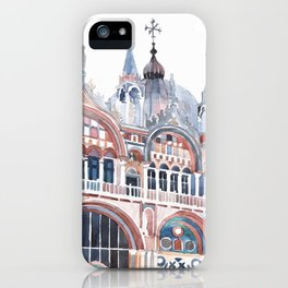 Basilica San Marco, Venezia iPhone Case