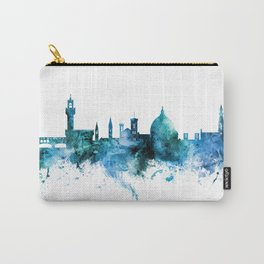Florence Italy Skyline Carry-All Pouch