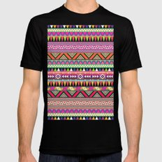 OVERDOSE Mens Fitted Tee LARGE Black