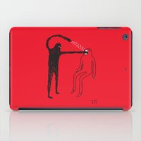mouth iPad Cases featuring Mouth by Fupete Art