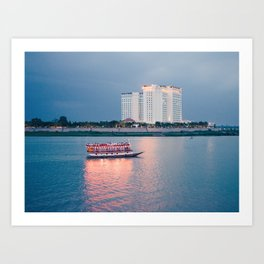 Sokha Hotel Art Print