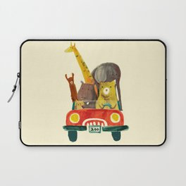 Visit the zoo Laptop Sleeve