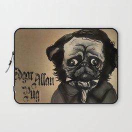 Edgar Allan Pug Laptop Sleeve
