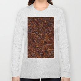 pecan pie Long Sleeve T-shirt
