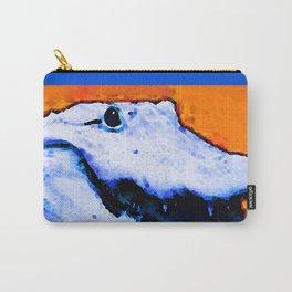 Gator Art - Swampy - Florida - Sharon Cummings Carry-All Pouch