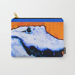 Gator Art - Swampy - Florida - Sharon Cummings Carry-All Pouch