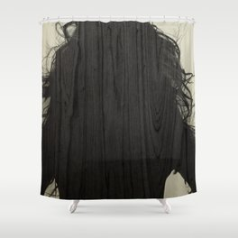Hair 04 Shower Curtain
